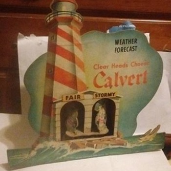 Calvert Weather Forcaster