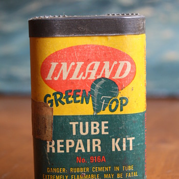 Inland Green Top Tube Repair Kit