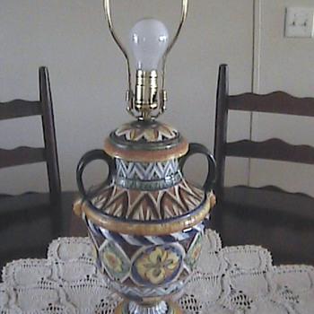 Miller Lamp - Lamps