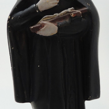 Statue - T.M. O'CONNELL CO. 1927 - Art Pottery