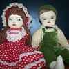 Homemade dolls