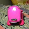 Pink Plastic Dog - Bluetooth?