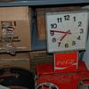 Coca Cola clock 1970's?