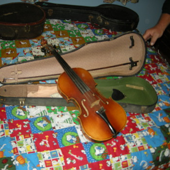 Violin - Guitars