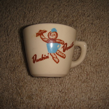 Vintage Dunkin Donuts Mug