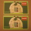 1927 Coca-Cola Blotters
