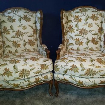 Custom Schoonbeck Henredon Chairs