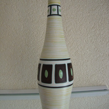 vase from gouda,holland - Art Pottery