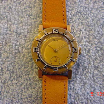 Elco copy of a Bulova Berkshire - Wristwatches