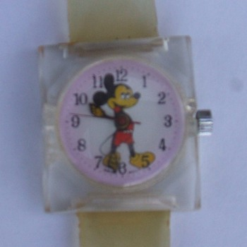 1966 Unauthorized Mickey - Wristwatches