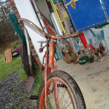 old bike  - Outdoor Sports