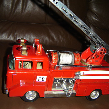 Mystery firetruck!!