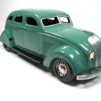 DeSoto Airflow by Cor-Cor. Fresh restoration. - Model Cars