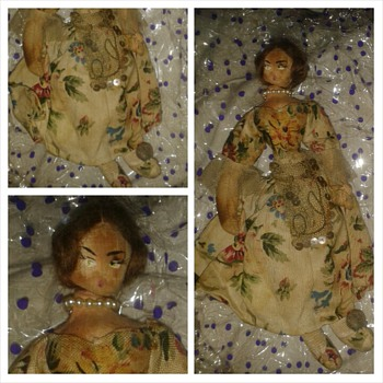 Unknown type of doll