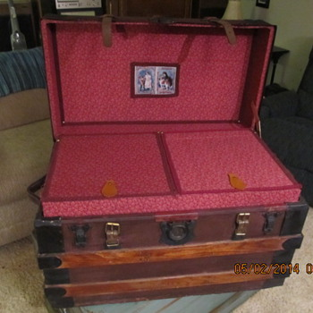 Could Not Pass This Trunk Up. - Furniture