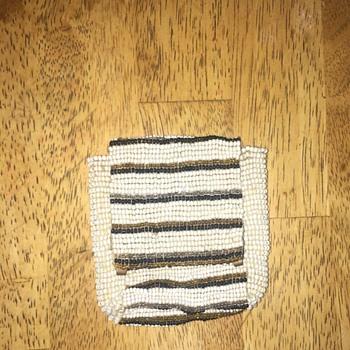 Native American Tabacoo bag