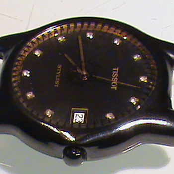 I bought this cool watch in an auction recently - Wristwatches