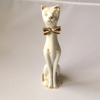 Italian cat - Figurines
