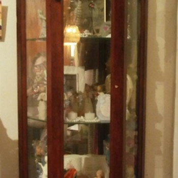 Needing Info About Curio/China Cabinet