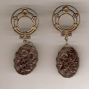 UNUSUAL  COLLECTION OF ANTIQUE JEWELRY