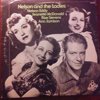 Mr. Nelson Eddy.... - Records