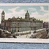 1919- old postcards- Birmingham England.