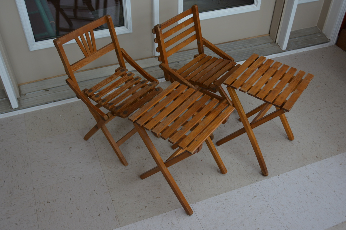 Very Impressive portraiture of Antique Folding Rocking Chairs Collectors Weekly with #6D4320 color and 1200x800 pixels