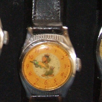 1948 Jose (Joe) Carioca Watch
