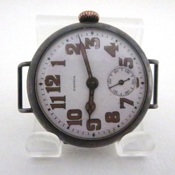 WWI Trench Watch