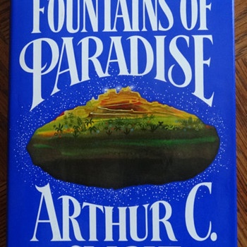 The Fountains of Paradise by Arthur C. Clarke - Books