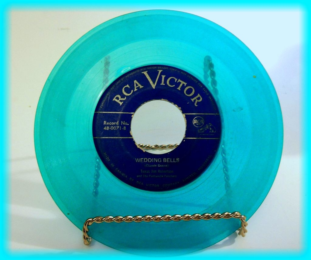 Vintage Colored 45 Rpm Record Collectors Weekly