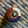 World War II US Marine Corps Pin