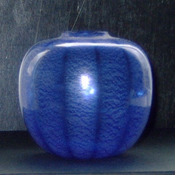 Small vase - Art Glass
