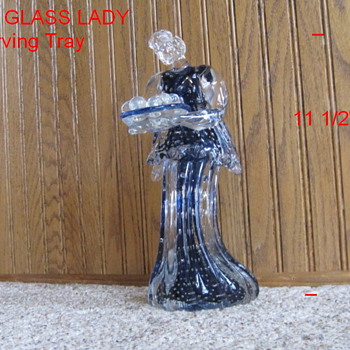 Glass Lady??? - Art Glass