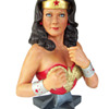 Lynda Carter Wonder Woman Custom 1:2 Scale Bust