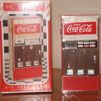 Coca Cola Musical Bank - Coca-Cola