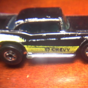 57 Chevy Hotwheels 1976 - Classic Cars