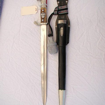 Third Reich Municipal Police Bayonet