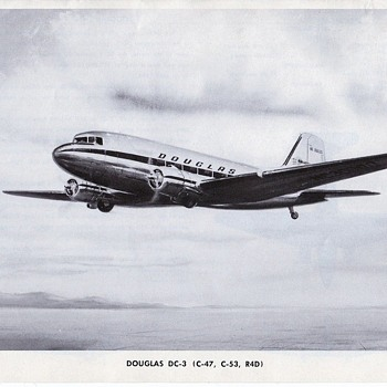 Douglas AircraftSeries the C-47/DC-3 - Advertising