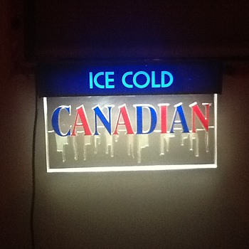 ICE COLD CANADIAN