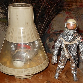 GI Joe Space Capsule - Toys