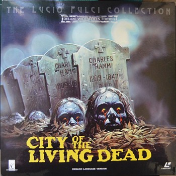 City of the living dead - Movies