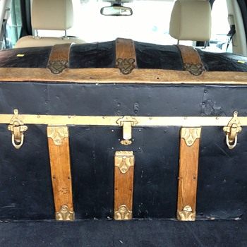 Thrift Store Trunk - Furniture