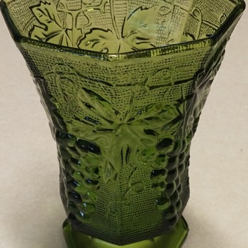 Anchor Hockings Vase