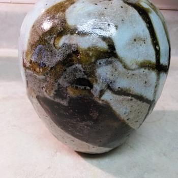 STONEWARE VASE - Pottery