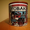 VINTAGE TOBAK JAR - WESTERN GERMANY