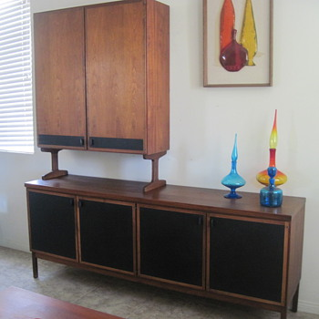 Love my new find...Who made it?? - Mid-Century Modern