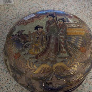 pottery  - Asian