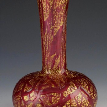 D' Humy Aurora Glass Co. c.1890 - Art Glass