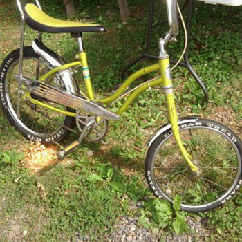 The Banana bike...  Did you have one? - Sporting Goods